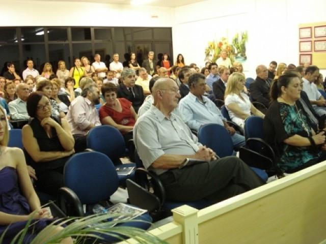 Sessão Solene em homenagem aos 78º aniversário de Carazinho