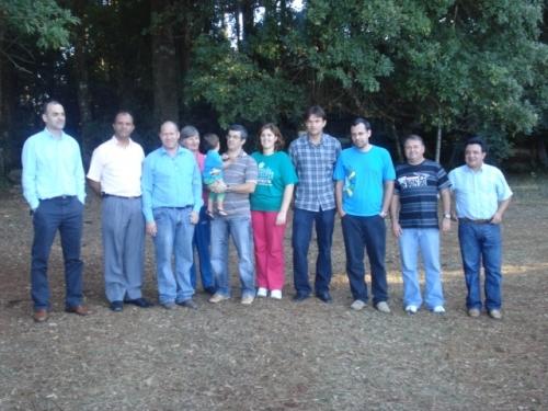 Vereadores buscam apoio para instalação da Fazenda Esperança em Carazinho