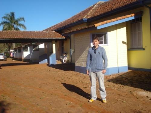 Levantamento técnico é iniciado em prédio na São Lucas