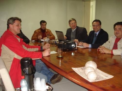 Vereadores discutem contrato de concessão com a CORSAN