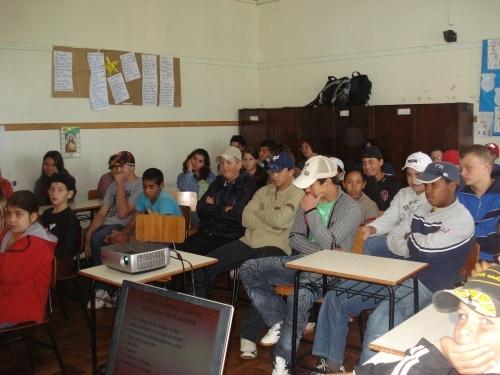 EEEF São Bento adere a Campanha CARAZINHO CONTRA O CRACK