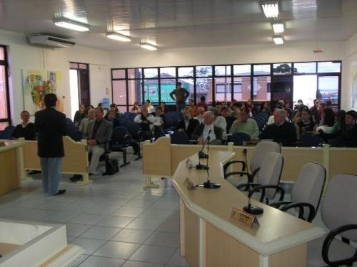 LDO 2010 É apresentada em audiência pública na Câmara Municipal
