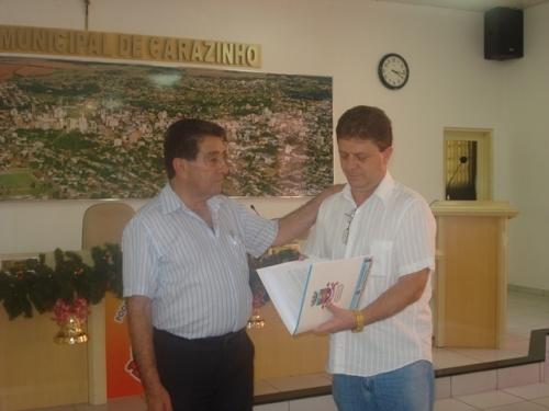 Entrega do Orçamento 2010 foi realizada em audiência pública