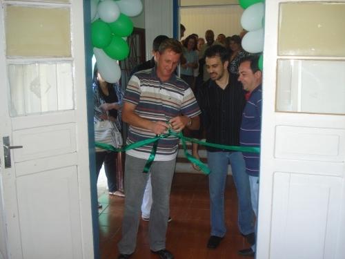 Inauguração CETRAT