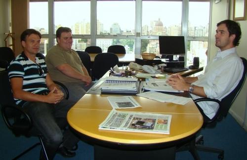 Os Vereadores Erlei e De Loreno buscam  informações sobre repasse de recursos estaduais