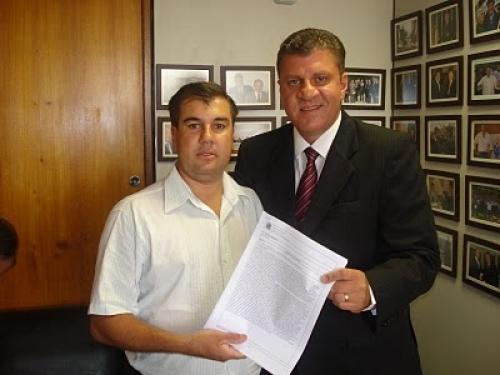 1ª Festança na querência com recursos federais destinados pelo Deputado José Otávio Germano.