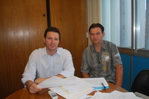 Élbio e Erlei com apoio do Deputado Nelson Marchezan garantem mais recursos para saúde de Carazinho