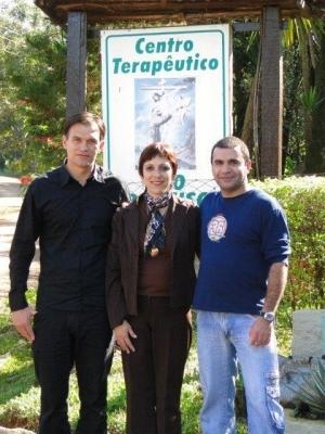 Vereador Erlei e Vereadora Sandra visitam Fazenda São Francisco em Lajeado-RS