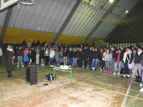 Vereadora Sandra Citolin realiza palestra para mais de 300 jovens