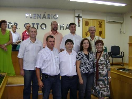 ASCAMAJA elege nova diretoria para 2009/2010