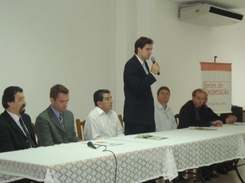 Programa estruturante REDES DE COOPERAÇÃO é lançado em Carazinho