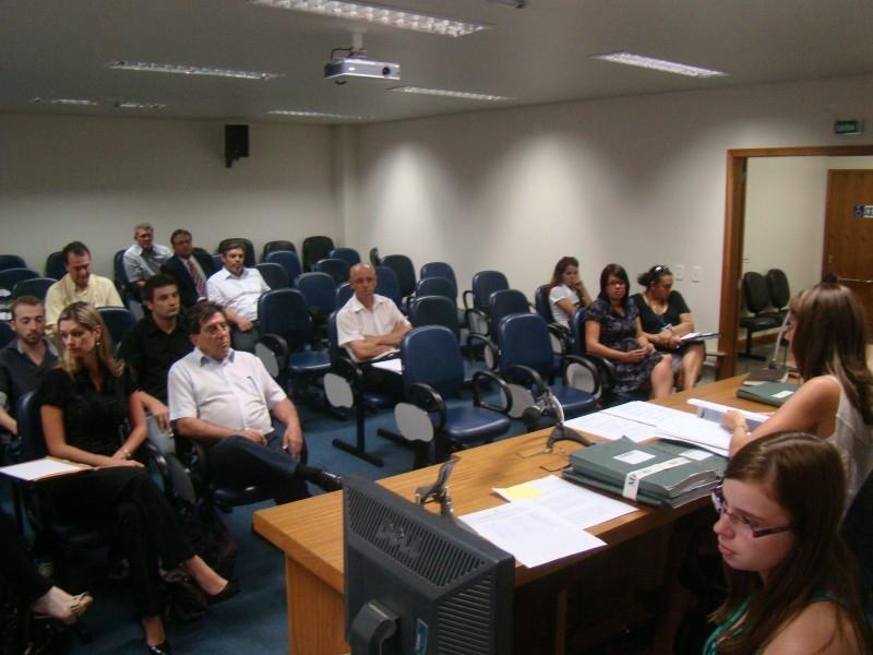 Promotoria realiza audiência sobre saúde pública