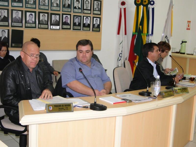 Resumo da Reunião do dia 18 de junho de 2012