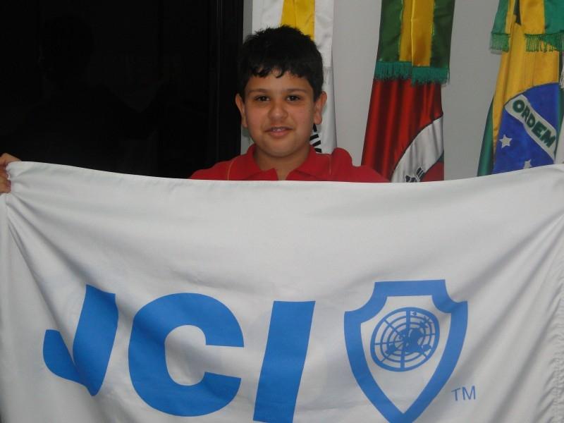 Gabriel dos Santos vencedor da etapa regional do