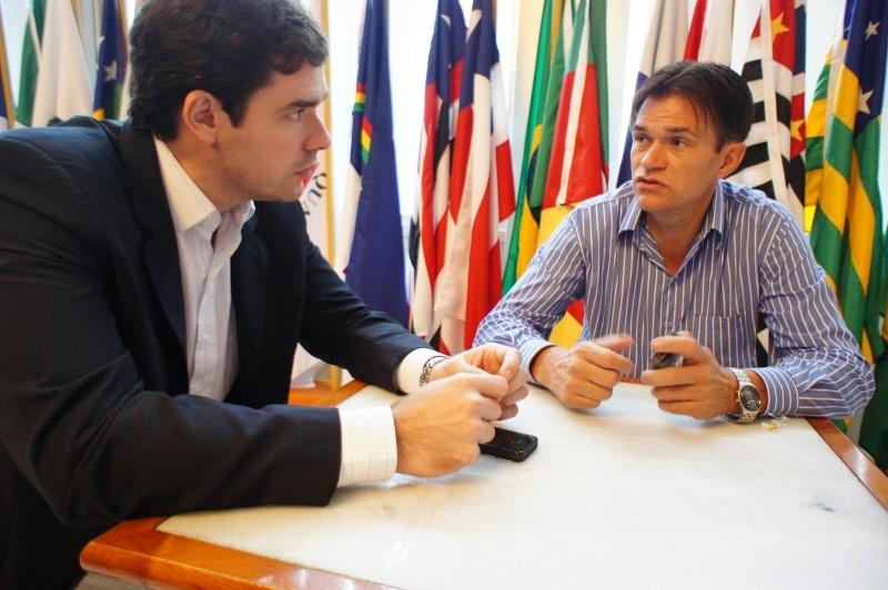 Márcio Biolchi propõe emendas ao orçamento do estado em benefício do HCC