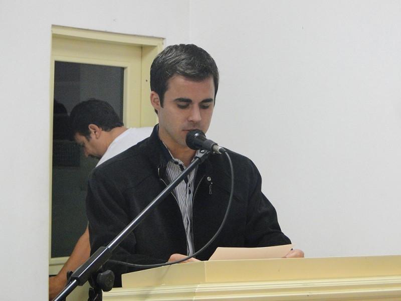 SESSÃO COM COBRANÇAS AO EXECUTIVO E ELETROCAR