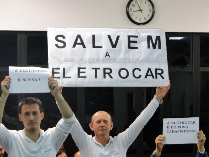 ELETROCAR E CETRAT NO CENTRO DAS DISCUSSÕES