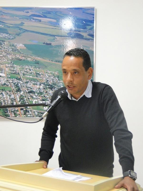 RESUMO DOS TRABALHOS DO VEREADOR ALAOR TOMAZ (PDT) NA SESSÃO ORDINÁRIA DO DIA 02 DE SETEMBRO