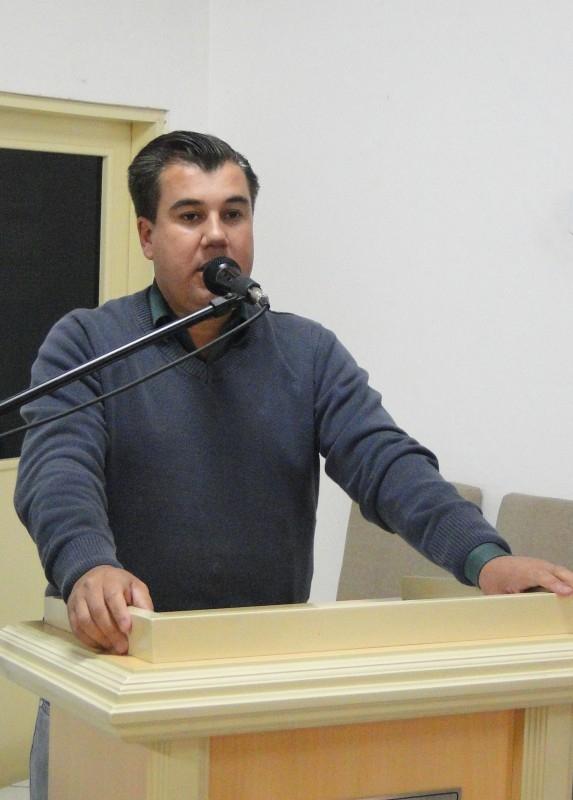 VEREADOR RUDI BROMBILLA (PP) CRIA PROJETO PARA PARCELAMENTO DE ITBI