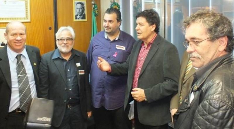 VERADOR PAULINO DE MOURA EM NOVO PARTIDO
