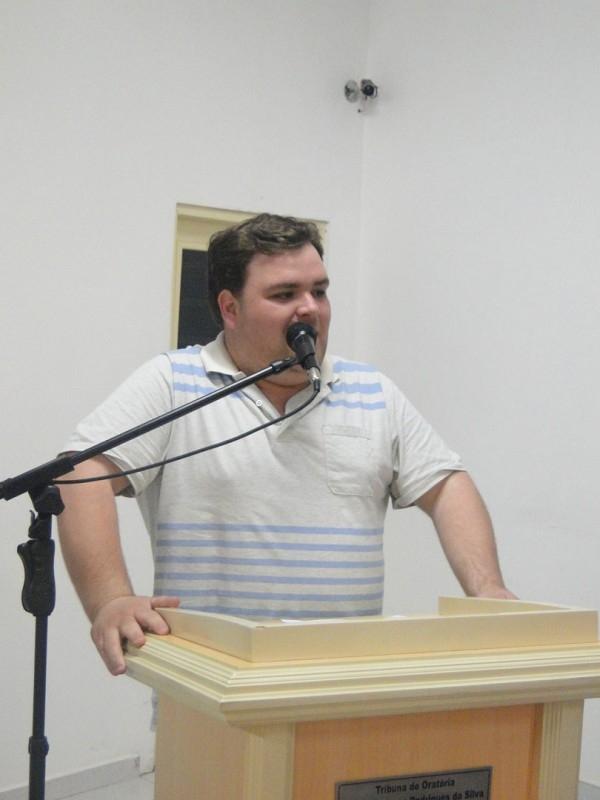 VEREADOR DE LORENO (PP) CRIA PROJETO PARA NOVEMBRO AZUL