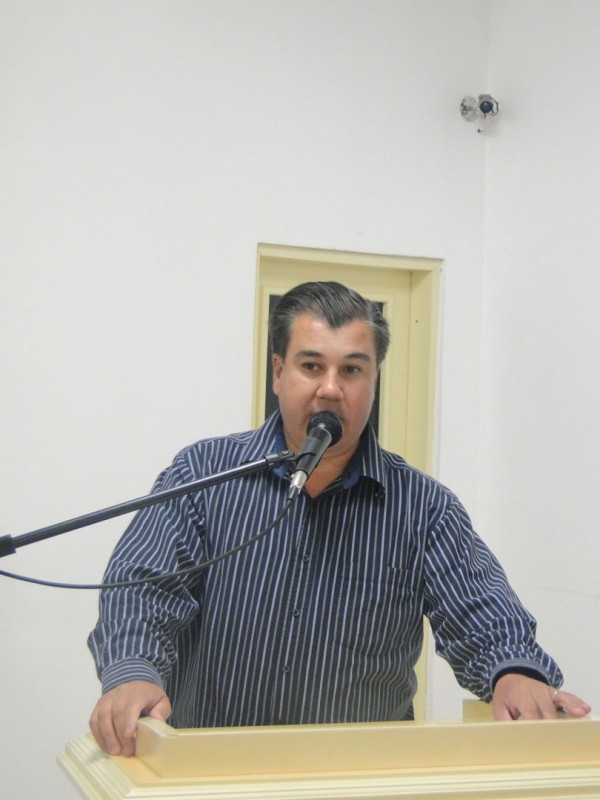 VEREADOR RUDI BROMBILLA (PP) FAZ PRONUNCIAMENTO SOBRE ASSENTAMENTOS INDÍGENAS