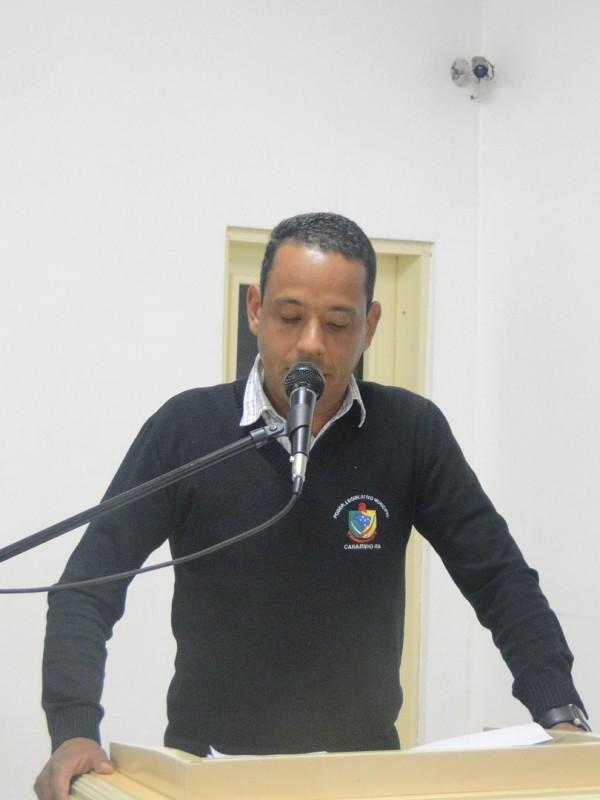 RESUMO DOS TRABALHOS DO VEREADOR ALAOR TOMAZ (PDT) NA SESSÃO ORDINÁRIA DO DIA 07 DE OUTUBRO