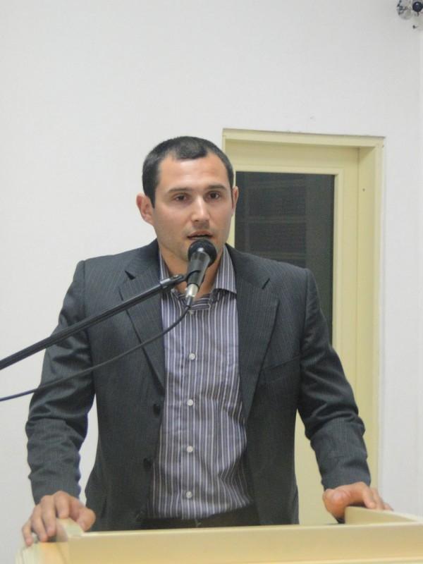 RESUMO DOS TRABALHOS DO VEREADOR DANIEL WEBER (PP) NA SESSÃO ORDINÁRIA DO DIA 07 DE OUTUBRO