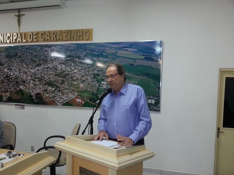 SESSÃO MARCADA POR EXPLICAÇÕES DA ELETROCAR SOBRE FATALIDADE NO BAIRRO SÃO SEBASTIÃO