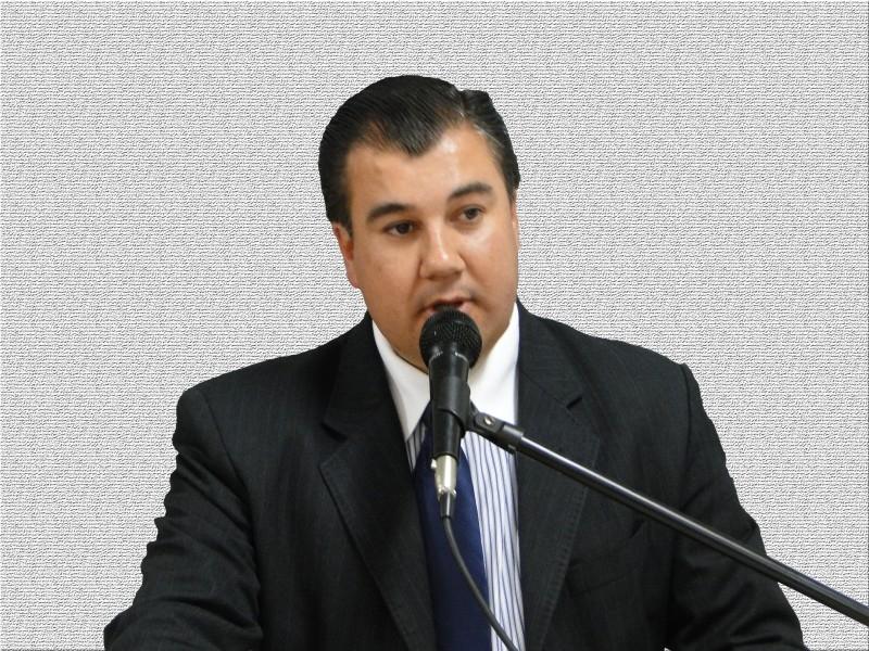 Vereador Rudi Brombilla (PROS) na Presidência.