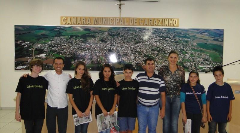 GE RUFINO LEAL  E JOÃO XXIII NA CÂMARA