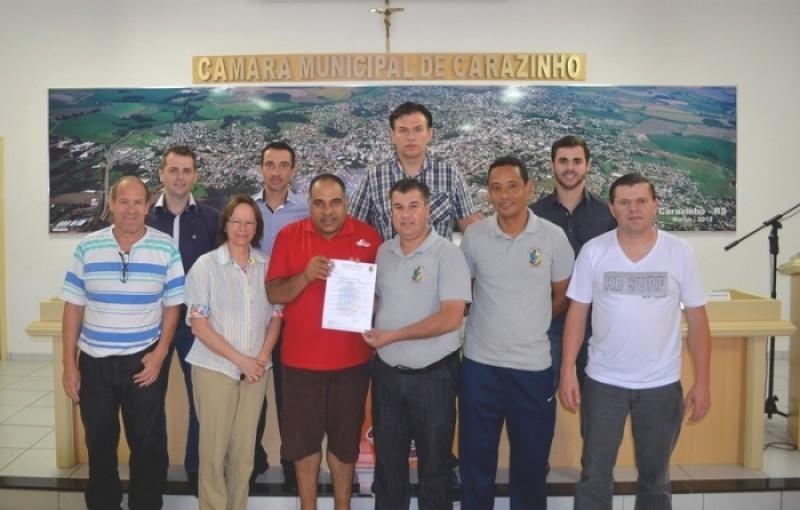 Mesa diretora reafirma compromisso com servidores públicos municipais