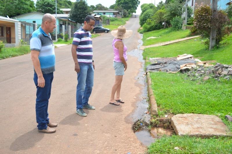 Fiscalização continua no bairro Conceição