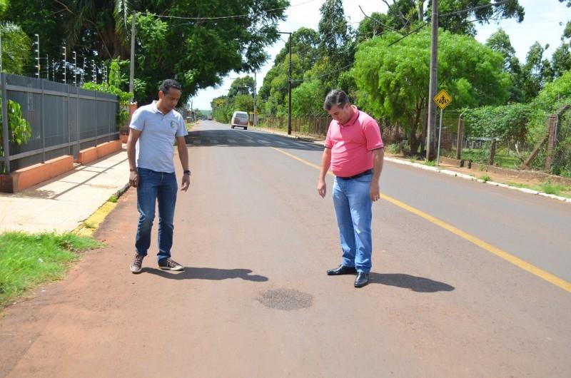 Após três meses Bernardo Paz ainda aguarda reparos