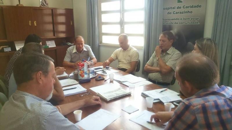 Sem acerto com HCC, preocupa o Legislativo de Carazinho