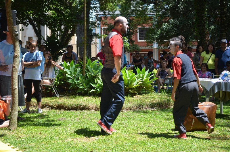 Presidente do Legislativo participa de atividades de anivesário municipal