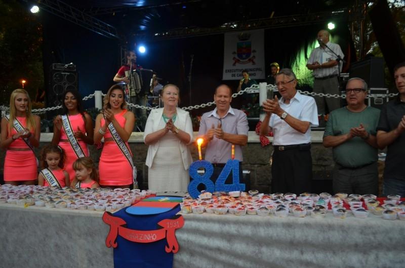 Parabéns a Carazinho dá continuidade as atividades
