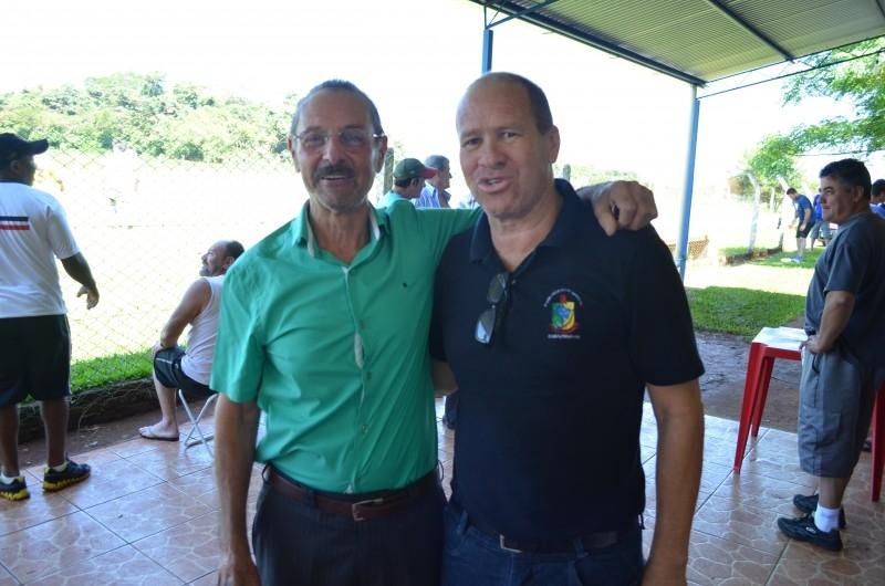 Paulino participa de aniversário do Farroupilha AC