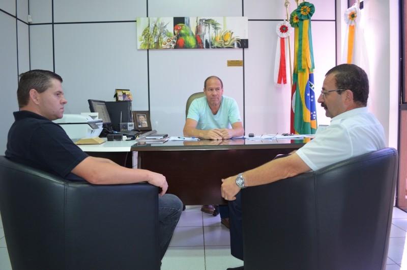 Legislativo recebe coordenador do CMTG