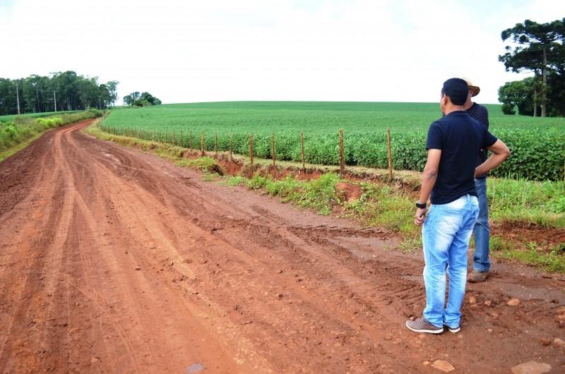 Estrada que liga Carazinho a Xadrez gera preocupação de vereador