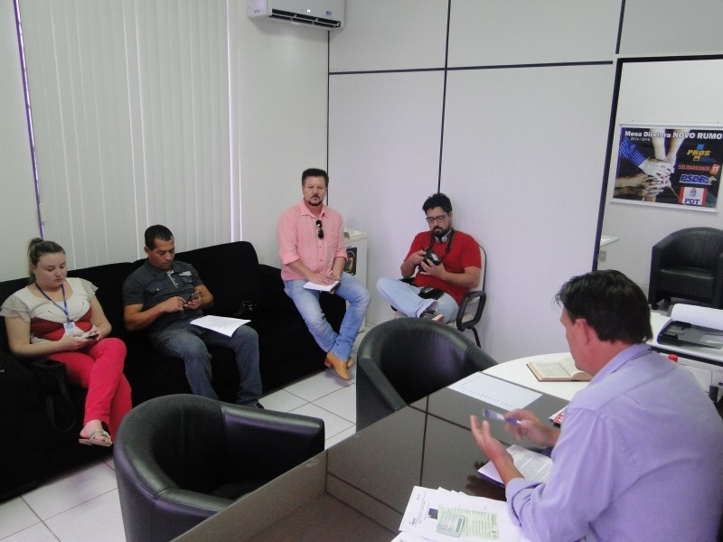 Vereador Erlei anuncia saída da base do governo municipal