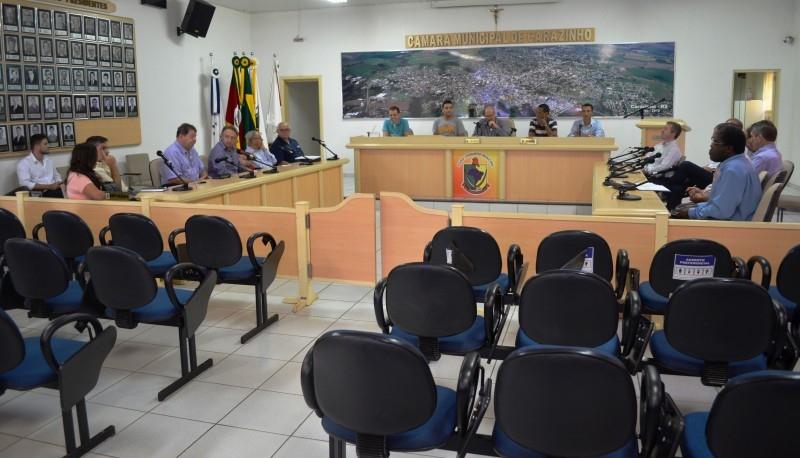Câmara busca harmonia com Executivo através de entidades de classe