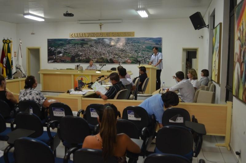 Câmara protocola mais perguntas no pedido de informação sobre Seara