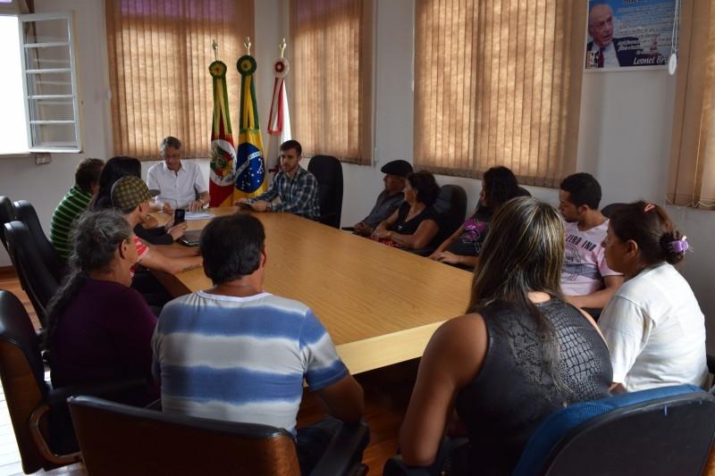Vereador e moradores do bairro Nova Ouro Preto cobram melhorias do executivo