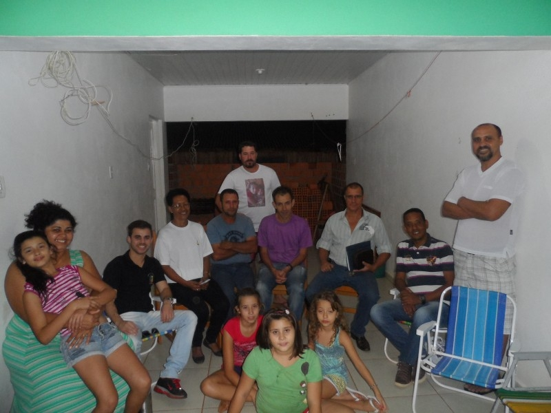 Vereadores participam de reunião no bairro Ouro Preto