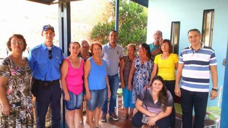 Vereador participa de reunião no bairro Conceição
