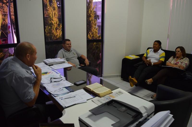 EMEI Padre Gildo pede  parceira com vereadores
