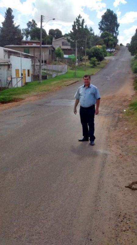 Pedido de Providência busca redutores de velocidade no bairro Operária