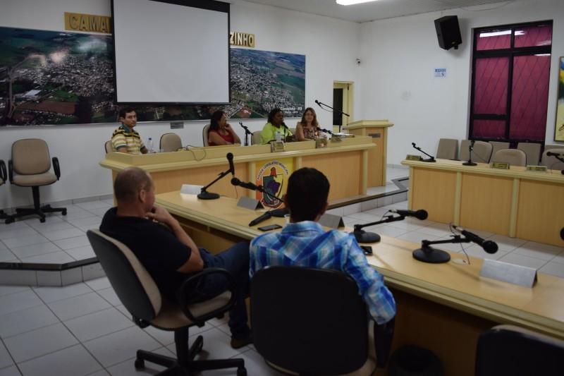 Câmara sedia encontro regional de Agentes de Saúde