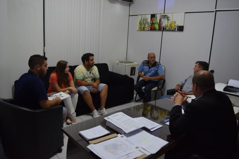 LEO Clube busca auxílio do poder Legislativo